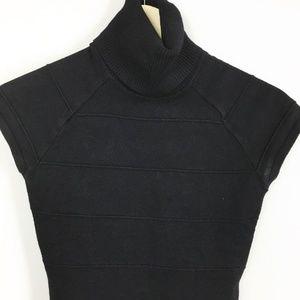 Heart N Crush Sweaters - Heart N Crush (G2-24) Small Black Sweater Tunic